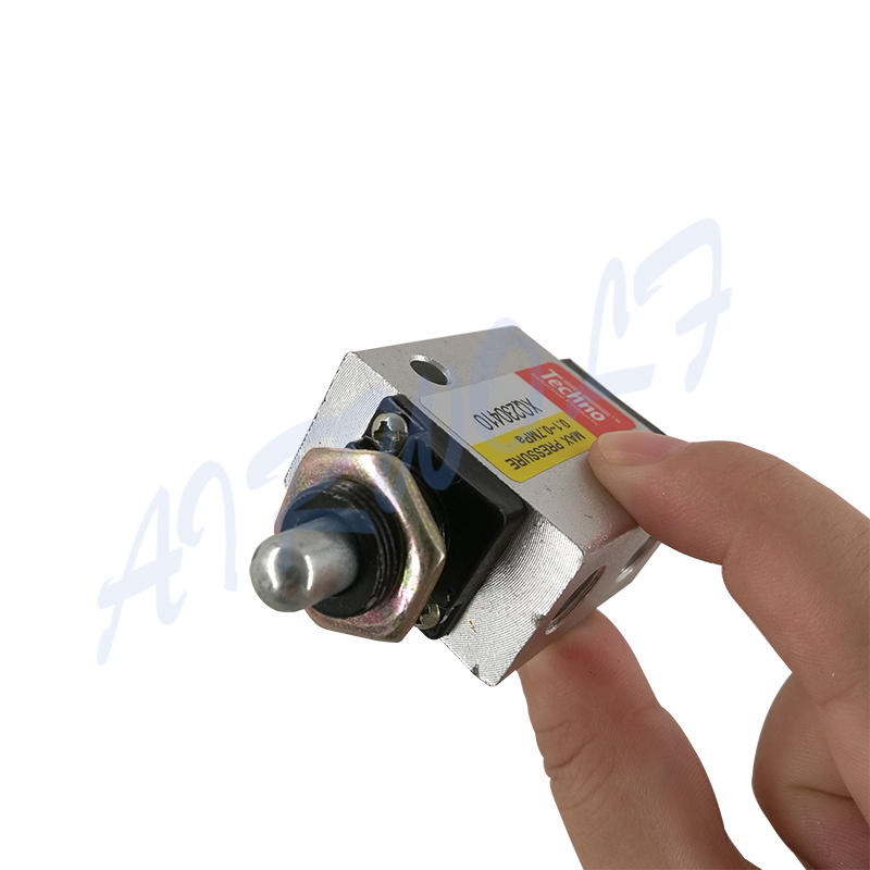 AIRWOLF hand-switching pneumatic manual valves hand wholesale-3