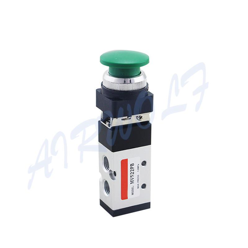 custom pneumatic manual control valve high quality at discount AIRWOLF-2
