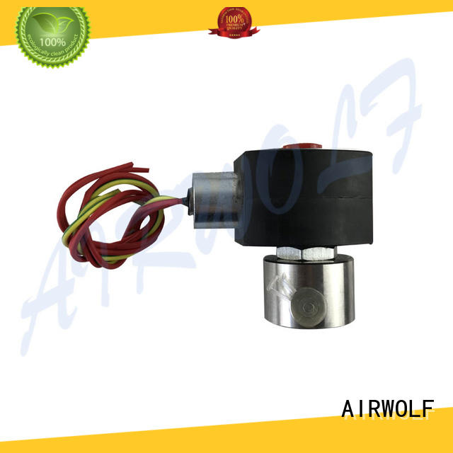 AIRWOLF high-quality pneumatic solenoid valve switch control