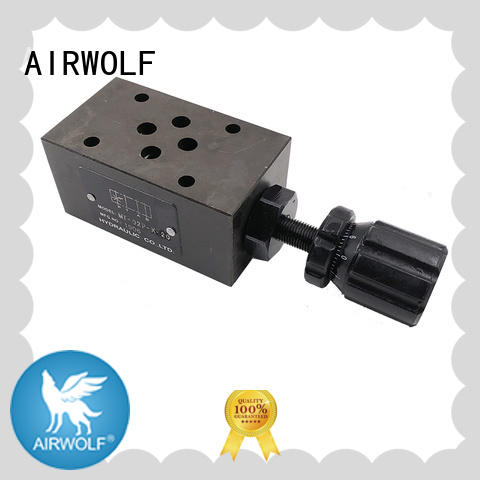 AIRWOLF ODM hydraulic ball valve at discount for water opening