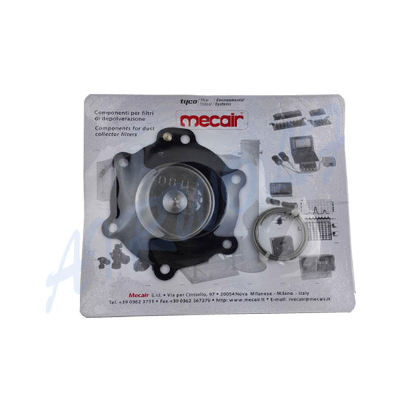 VNP212 VEM212 VNP312 VEM312 1.5 inch pulse valve diaphragm repair kikts DB112-2