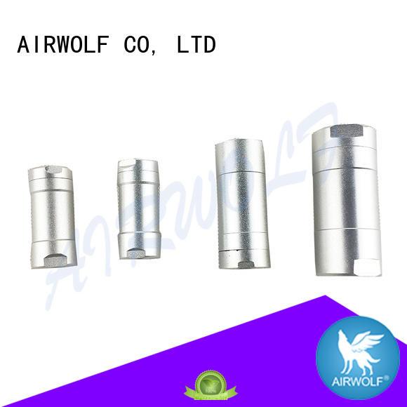 high quality pneumatic push button valve cheapest price bulk production AIRWOLF