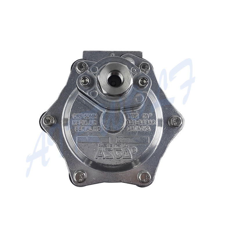 ODM pulse valve function norgren series custom dust blowout-3