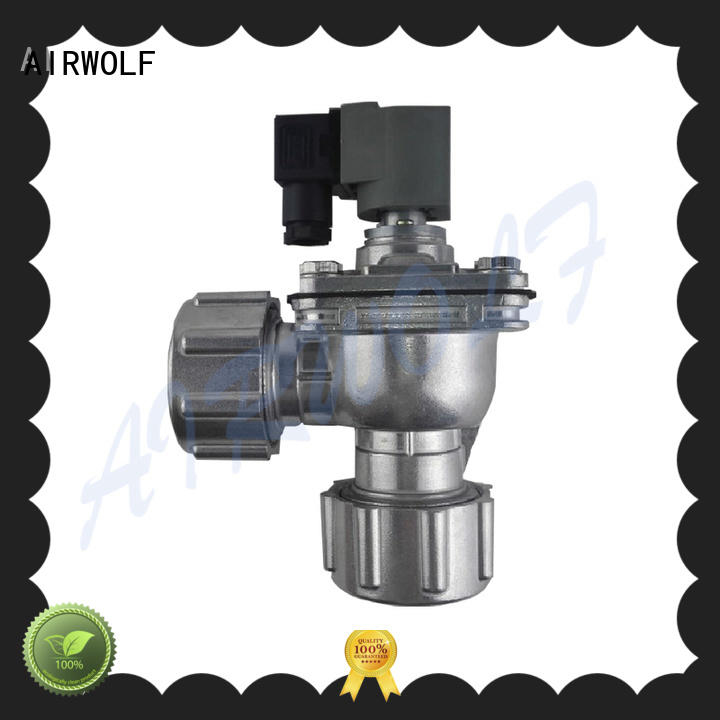 AIRWOLF aluminum alloy parker pulse valve custom air pack installation