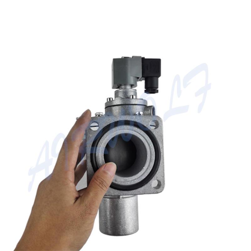 AIRWOLF norgren series pulse valve function custom dust blowout-3
