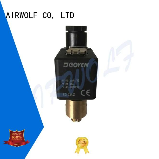 AIRWOLF purple solenoid coils series for sale