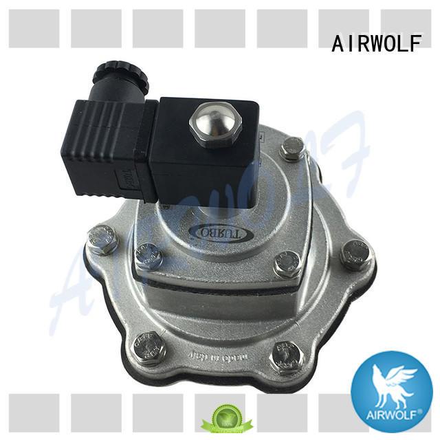 Quality AIRWOLF Brand pneumatic power valve submerged valves
