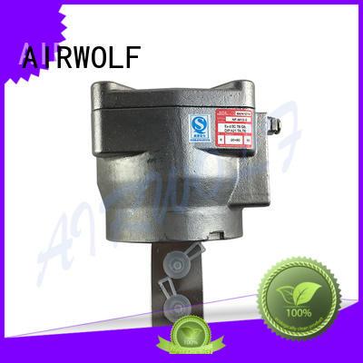 AIRWOLF hot-sale pneumatic solenoid valve magnetic adjustable system