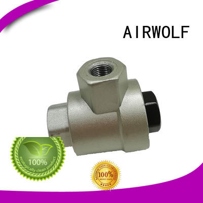 AIRWOLF equivalent air operated valve normal closure for CAB