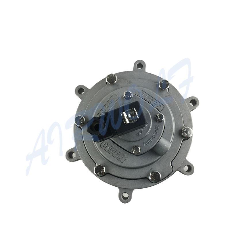 controlled anti pulse valve aluminum alloy custom for sale-2