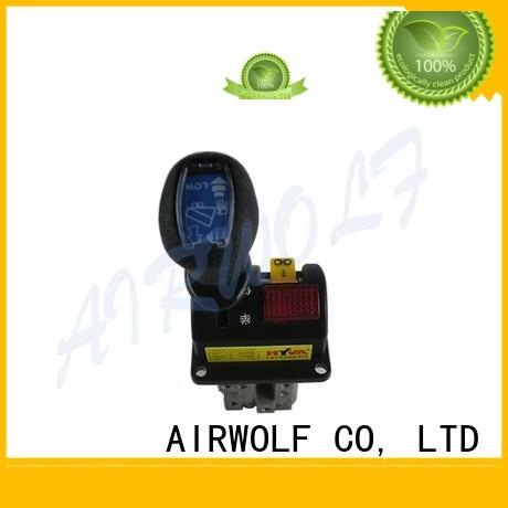 hydraulic dump valve proportional for faucet AIRWOLF