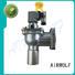 norgren series pulse valve aluminum alloy air pack installation AIRWOLF