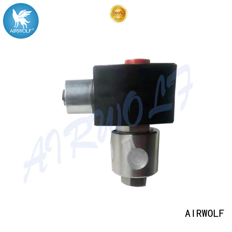 AIRWOLF hot-sale single solenoid valve magnetic switch control
