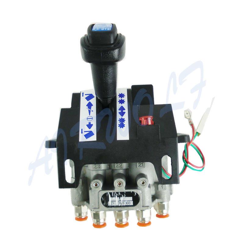 mechanical hydraulic dump valve proportional mechanical force AIRWOLF-1