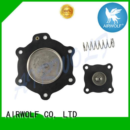 hot-sale goyen diaphragm valve repair kit high quality textile industry AIRWOLF