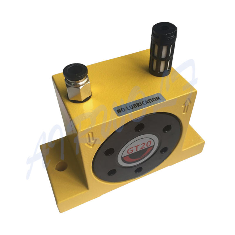 high quality pneumatic vibration equipment yellow impact at sale-2