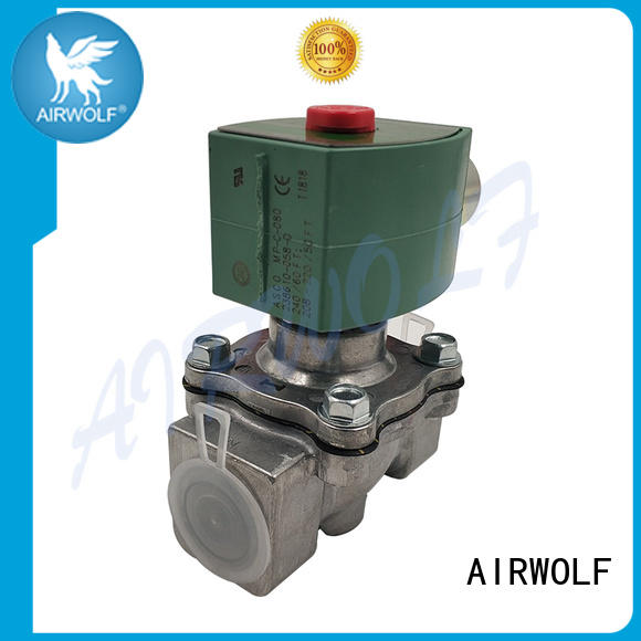 high-quality solenoid valves way adjustable system
