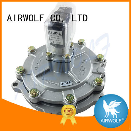 electrically goyen pulse jet valve aluminum alloy custom for sale