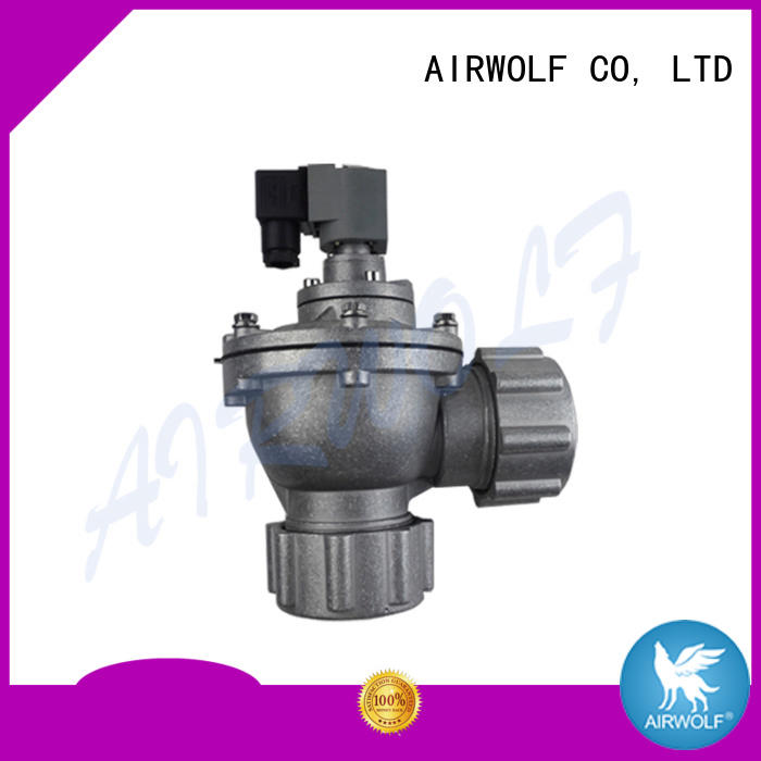 AIRWOLF aluminum alloy pulse motor valve cheap price for sale