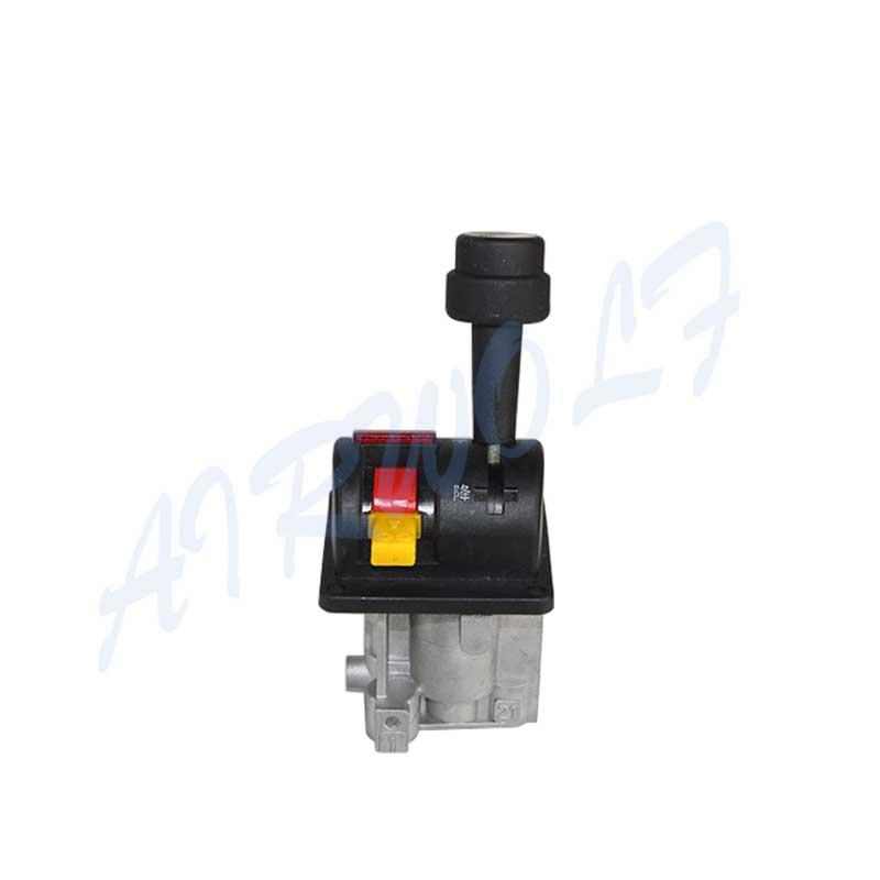 AIRWOLF excellent quality dump truck control valve mechanical force-2