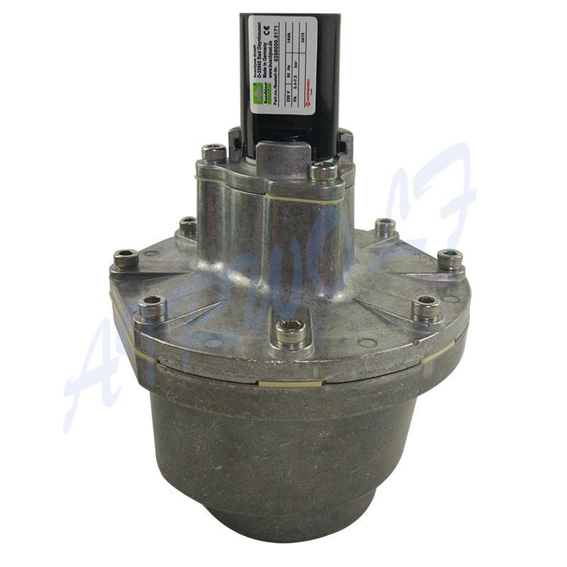 AIRWOLF aluminum alloy pulse jet valve design wholesale air pack installation-3