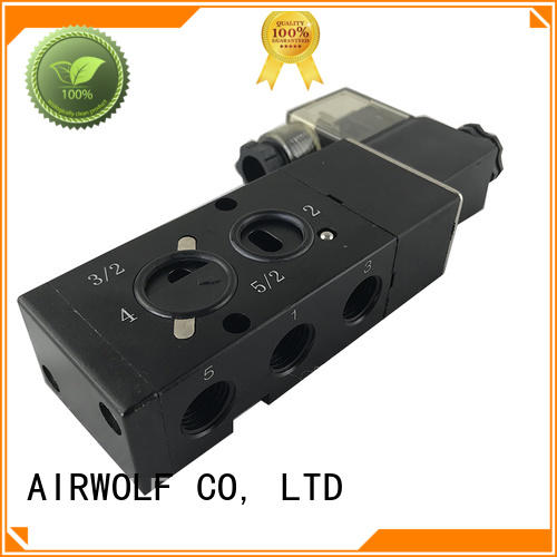 AIRWOLF high-quality pilot operated solenoid valve body water pipe