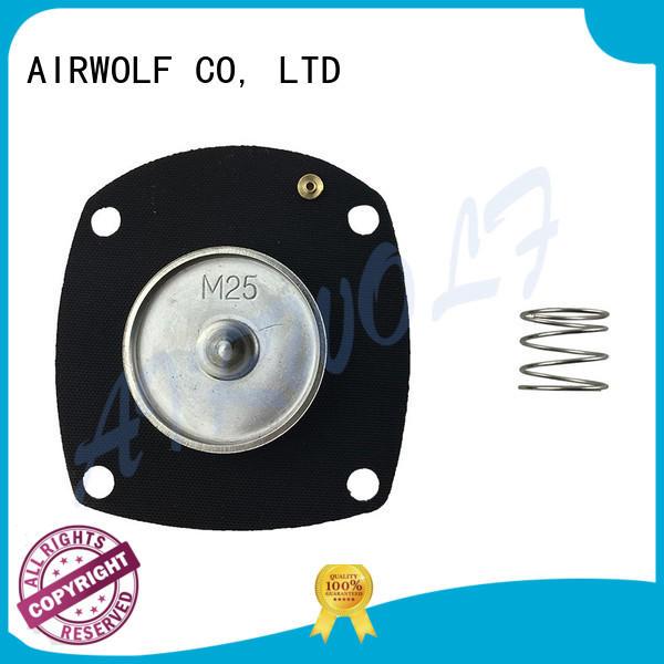 AIRWOLF piloted NBR Diaphragm repair kit high quality treatment