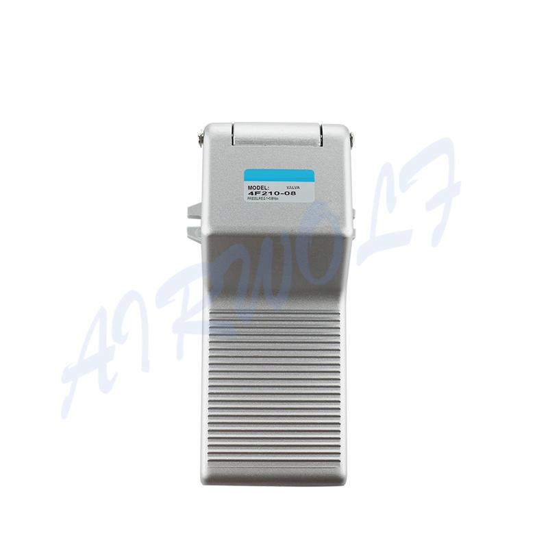 slide pneumatic push pull valve flow bulk production AIRWOLF-2