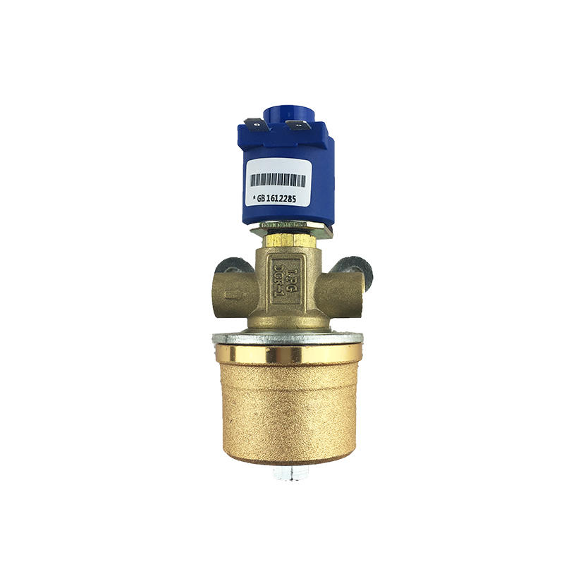 AIRWOLF ODM single solenoid valve operated water pipe-1