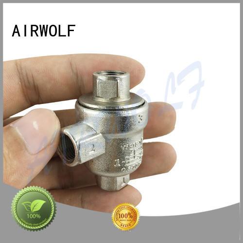 AIRWOLF low price limit dump truck valve yellow
