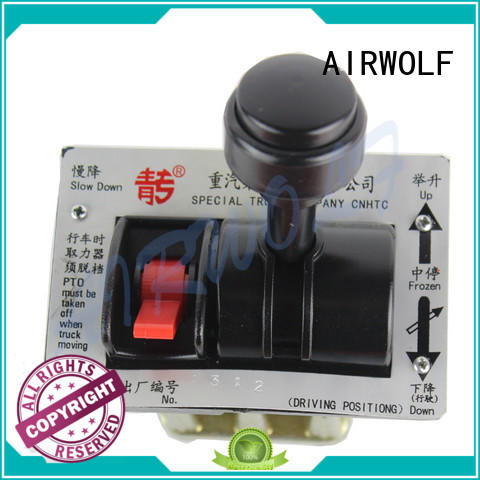 AIRWOLF affordable dump truck hydraulic valve contact now