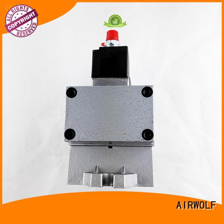 AIRWOLF pneumatic solenoid valve way switch control
