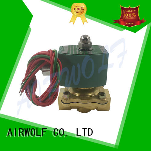 on-sale pneumatic solenoid valve magnetic water pipe AIRWOLF