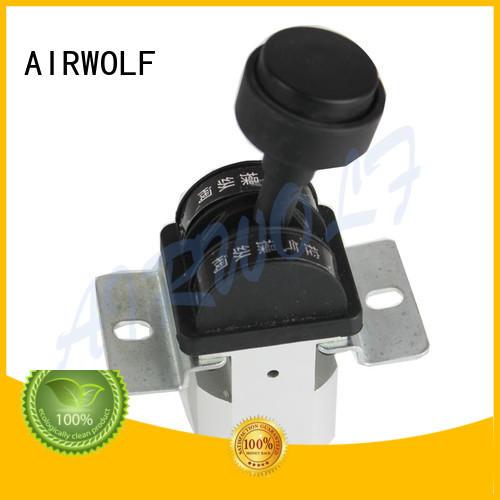 AIRWOLF low price limit dump truck valve best-design
