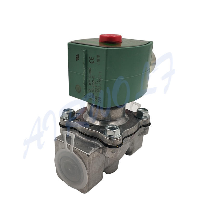 AIRWOLF customized single solenoid valve magnetic adjustable system-1