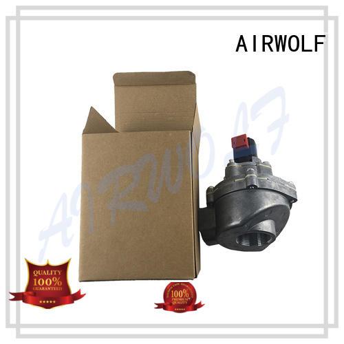 ODM pulse valve function aluminum alloy custom air pack installation