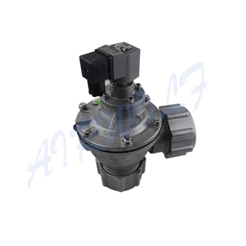 AIRWOLF aluminum alloy pulse motor valve cheap price for sale-2