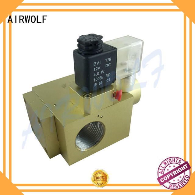 AIRWOLF proportional tipping valve contact now
