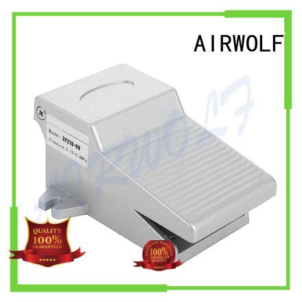 AIRWOLF manual pneumatic manual valves short at discount