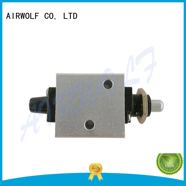 slide push button pneumatic air valve hand at discount AIRWOLF
