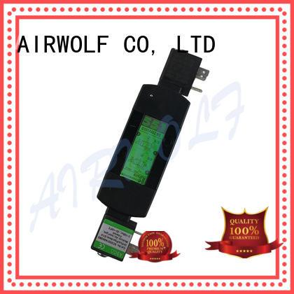 AIRWOLF wholesale pilot operated solenoid valve on-sale liquid pipe