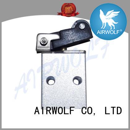 AIRWOLF cheapest price pneumatic manual control valve mini bulk production