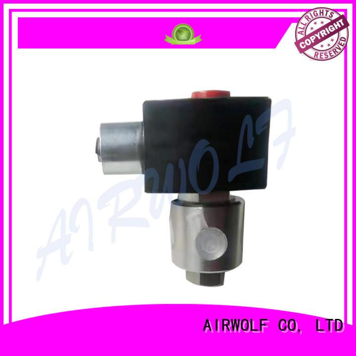 hot-sale electromagnetic solenoid valve magnetic adjustable system AIRWOLF