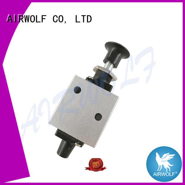 AIRWOLF custom pneumatic push pull valve shuttle wholesale