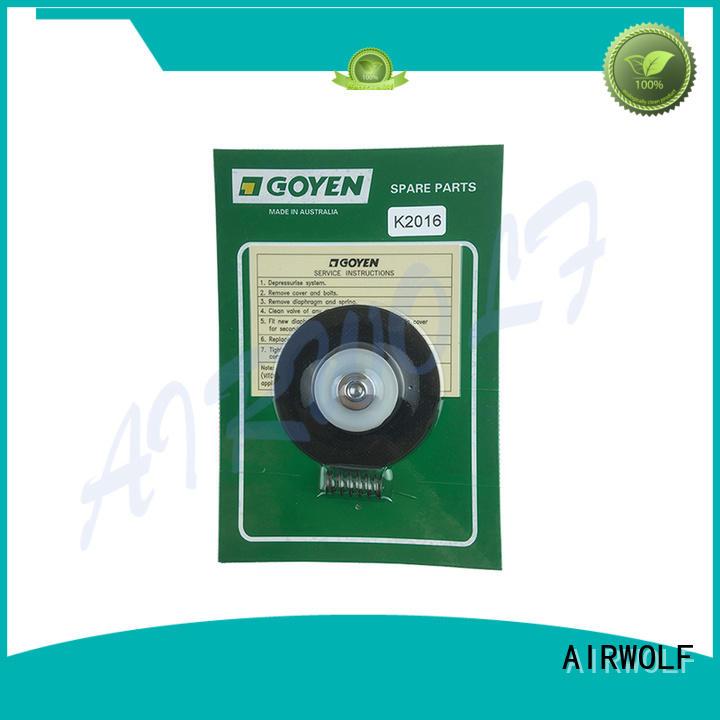 Repair Kits K2016 NBR / K2017 Viton Diaphragm And Spring for Goyen type RCAC20T3 RCAC20ST3 RCAC20DD3 RCAC20FS3