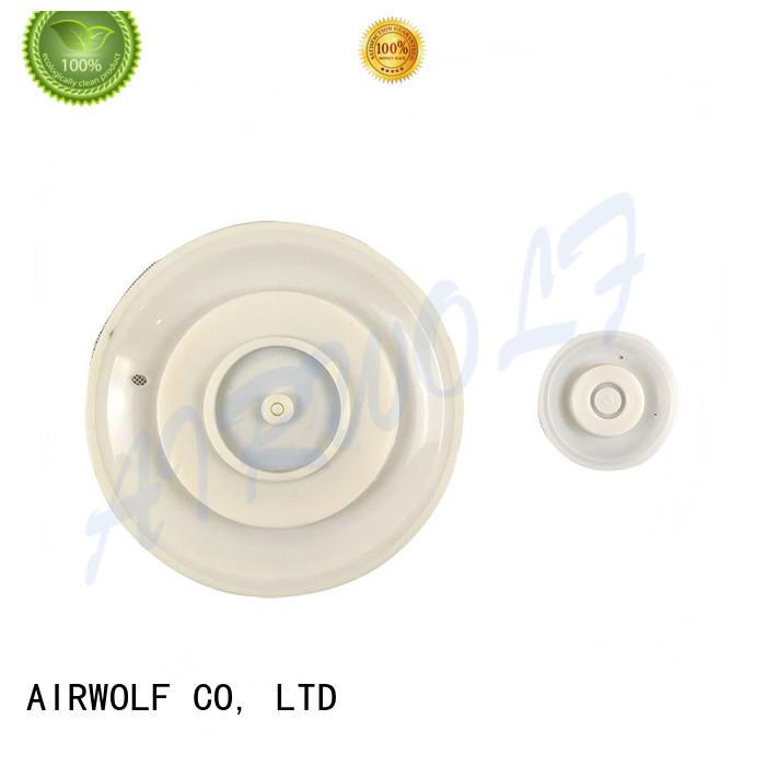 TPE Diaphragm repair kit Autel Type 3 inch Media Air AE1475I12 White Black Viton