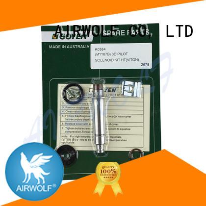 Armature Plunger K0380 / K0384 Pilot repair kit for Goyen type pulse jet solenoid valve