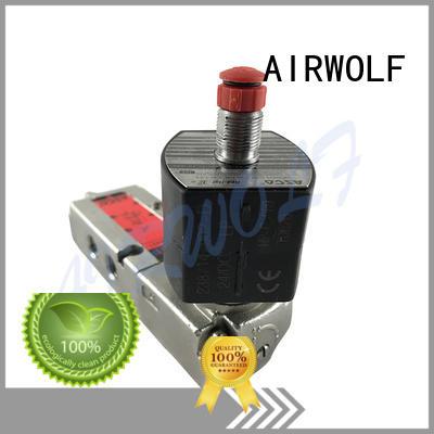 AIRWOLF ODM single solenoid valve way adjustable system
