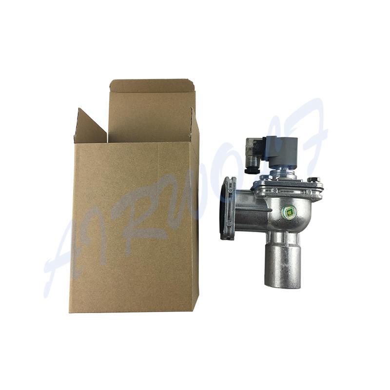 norgren series pulse valve aluminum alloy air pack installation AIRWOLF-3