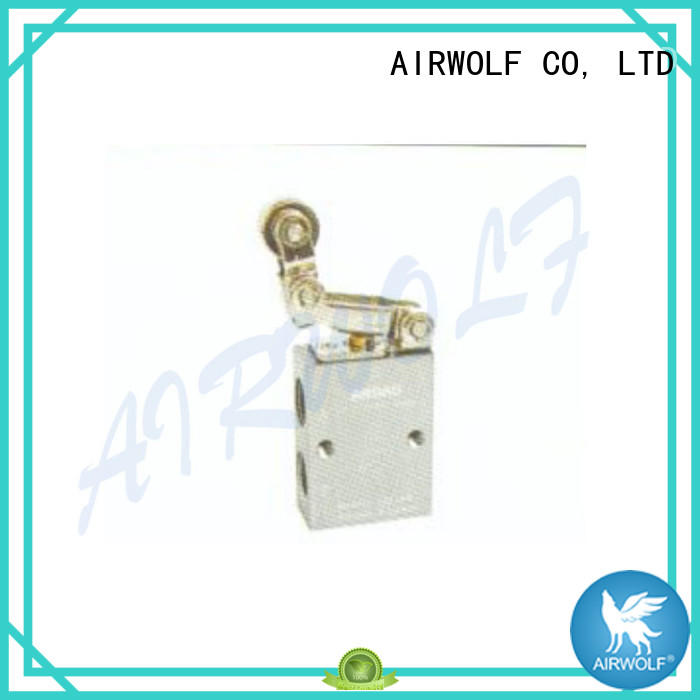manual hand operated pneumatic valve pedal wholesale AIRWOLF